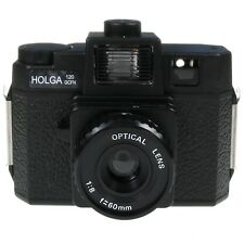 HOLGA 120GCFN Black Lomo Medium Format Film Camera 120 GCFN UK Stock Brand New