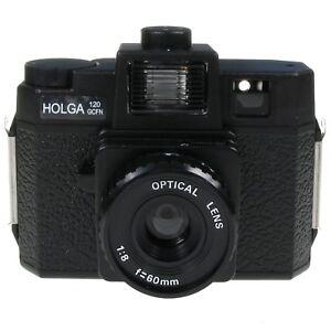 HOLGA 120GCFN Black Lomo Medium Format Film Camera 120 GCFN UK Stock Brand New