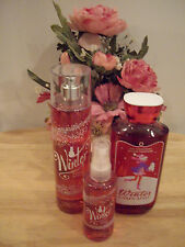 BATH & BODY WORKS~WINTER CANDY APPLE~SPRAY-8 OZ~SPRAY-3 OZ~SHOWER GEL-10 OZ.~NEW