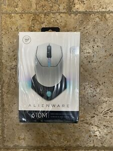 NEW Alienware Wired/Wireless Gaming Mouse AW610M: 16000 DPI Optical Sensor - 350
