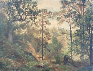 Olof ARBORELIUS (1842-1915) Swedish landscape