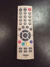 Genuine Toshiba TV Remote Control CT-849