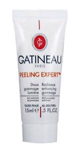 Gatineau PEELING EXPERT Radiance Enhancing Gommage Face Scrub Polish Mini 15ml