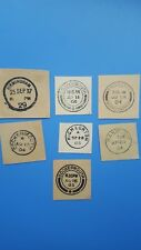 antique postal seal set for the collector