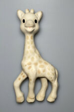 Original Sophie the Giraffe Baby Teether Toy Teething Soother Rubber Squeak