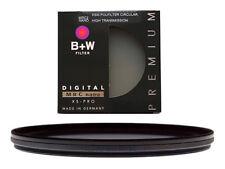 B+W 58mm / 58 mm Circular Polarizer MRC Nano XS-Pro Digital KSM Filter / CPL