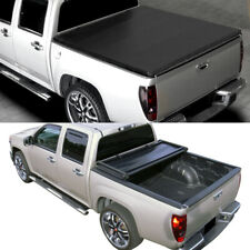 DEFECTIVE FOR 09-18 DODGE RAM RAMBOX 6.4/6.5' BED TRI FOLD TONNEAU COVER+RAIL D2