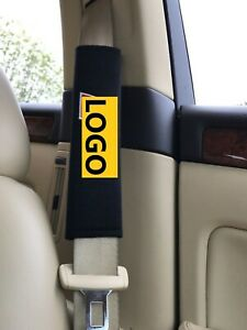 Soft Cotton Seat Belt Pad Safety Shoulder Strap Cover Cushion Car Accessories