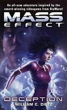 Mass Effect: Deception by Dietz, William C.
