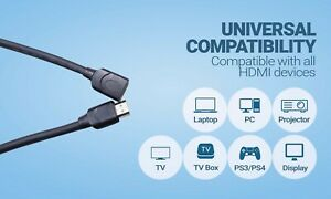 HDMI EXTENSION CABLE 4K ULTRAHD HIGH SPEED 2160p 3D LEAD 0.5m1m/2m/3m/4m/5m/10m