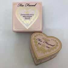 New Too Faced Sweethearts Perfect Flush Blush CANDY GLOW New in Box Authentic