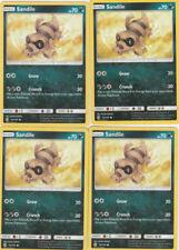 Darkness Sun & Moon Pokémon Individual Cards