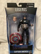 Marvel Legends Endgame Captain America Worthy Power and Glory Walmart Exclusive