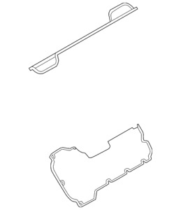 Genuine Porsche Valve Cover Gasket 946-105-936-65