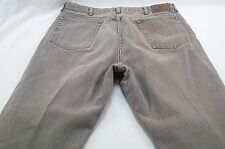 USA !! Wrangler Premium  Men's 36 x 31 (TAGGED 38x32) Relaxed  Denim Jeans #R718