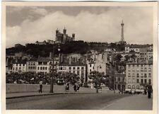 Original old photo Lyon France / #1 Photographie