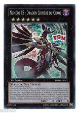 "Yu-Gi-Oh - ""Numéro C5 : Dragon Chimère du Chaos"" DRLG-FR043 - Super rare"