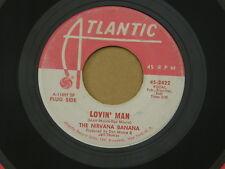 """NIRVANA BANANA RAINY DAY ATLANTIC orig US GARAGE PSYCH 7"""" 45 HEAR"""