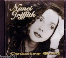 NANCI GRIFFITH Country Gold CD Classic 80s FROM A DISTANCE I WISH IT WOULD RAIN