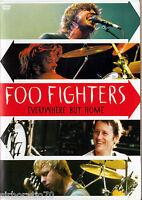 FOO FIGHTERS Everywhere But Home   DVD - Region Free - PAL   SirH70