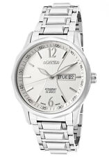 Roamer Stingray III Swiss Made Men's Automatic Watch Silver Dial $1500 NEW