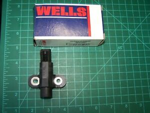WELLS TPS246 Throttle Positioning Sensor fits Ford, Mercury, Mazda