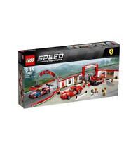 Lego Speed Campeones Ferrari Ultimate garage