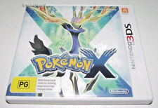 Pokemon X Nintendo 2DS 3DS Game *Complete*