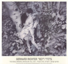GERHARD RICHTER Lovers in the Forest 26.75 x 28.25 Poster 1995 Contemporary Blac