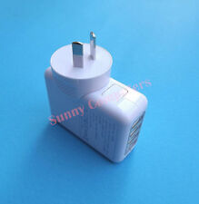 4 Port Business Travel Charger Adapter for iPad Air 4 3 2 Mini iPhone 5 iPod 10W