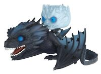 Funko Pop! Rides: Game of Thrones - Night King On Dragon Collectible Figure #58