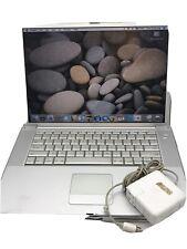 Apple Powerbook G4 Laptop Model A1138