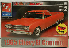 1965 65 CHEVY EL CAMINO PICKUP TRUCK NOS AMT MODEL KIT