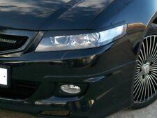 Honda Accord Acura TSX 2002-2007 Eyebrows Eyelids Hedlight Cover Unpainted 2 pcs