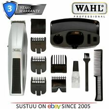 Wahl Cordless Wireless Battery Powered Beard Nasal Ear Moustache Trimmer Shaver