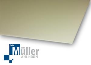 Gfk-Platte, Green, Ri 40203 (200 x 200 X 12 MM) EP Gc 203 Hgw 2372.4
