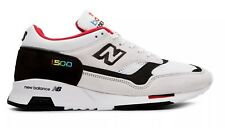 Mens New Balance 1500 PWK Trainers UK Size 8 // Prism Pack Grey White Made In UK