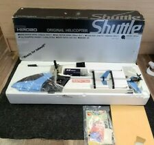 Vintage Hirobo Shuttle RC Helicopter - BRAND NEW - NEVER USED