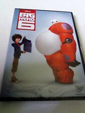"DVD ""BIG HERO 6"" PRECINTADO SEALED WALT DISNEY"