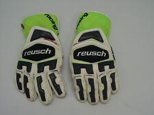 Reusch ALL LEATHER Racing Ski Gloves RaceTec14  SZ Medium 9 PREOWNED #V36