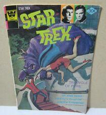 Star Trek Whitman Comic No.40 Vintage Sept 1976 TV Show   T*