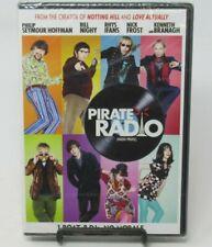PIRATE RADIO DVD MOVIE, BILL NIGHY, NICK FROST, KENNETH BRANAGH, RHYS IFANS, WS