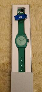 Adidas Green Unisex L1 watch. BNIB