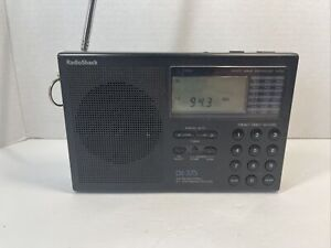 Radio Shack DX-375 AM/SW/FM Stereo PLL Synthesized Receiver
