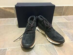 COLE HAAN ZEROGRAND Gray Rugged Chukka Size US 10.5 M New in Box $300
