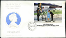 First Day Cover Swazi Stamps