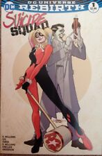 Suicide Squad #1 Rebirth Variant Terry Rachel Dodson Dynamic Forces Harley Quinn
