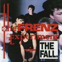 THE FALL - THE FRENZ EXPERIMENT  CD NEU