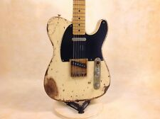 1995 Fender 52 Telecaster Reissue Japan with American USA custom shop upgrades