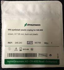 straumann WN synOcta plastic coping for 048.606